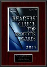 2017 Reader's Choice Top Products Awards | Printing News