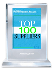 Top 100 Suppliers 2011 | Print Professional Magazine | Amazing Print Tech