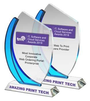 TMT IT, Software & Cloud Services Awards | Amazing Print Tech