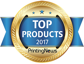 Amazing Print | Printing News TOP PRODUCTS 2017 Award for Top Web-To-Print Software