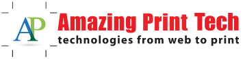 Web to Print software by Amazing Print Tech Logo