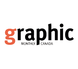 Graphic Monthly articles about Amazing Print and Slava Apel