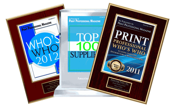 Who's Who, Leading Industry Supplier | Print Professional Magazine