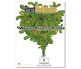 Web-to-Print-to-Profit - March 2010 Cover Story