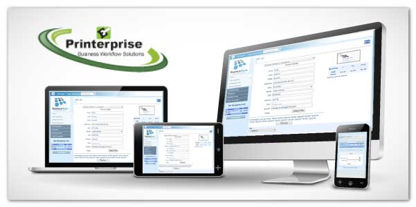 Printerprise | B2B Template Driven Corporate Stationery and business Cards | Web2Print